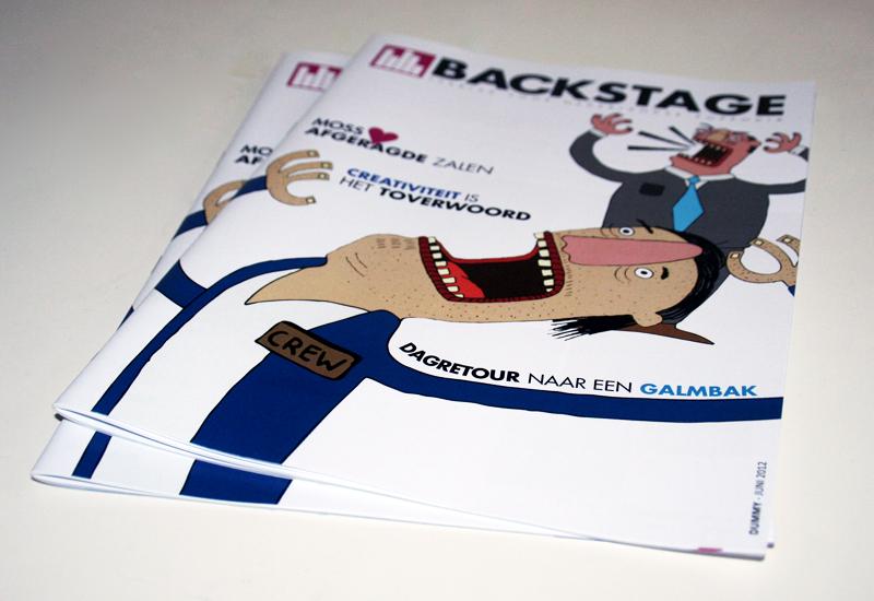 Backstage magazine