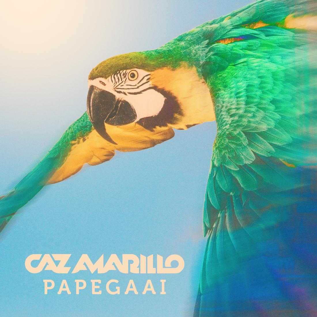 Caz Amarillo Papegaai