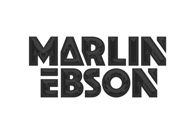 Marlin Ebson logo