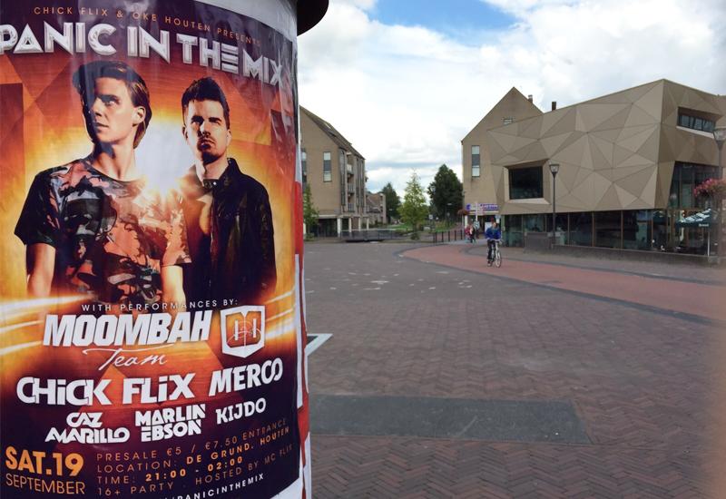 Panic in the Mix in Houten op het Rond