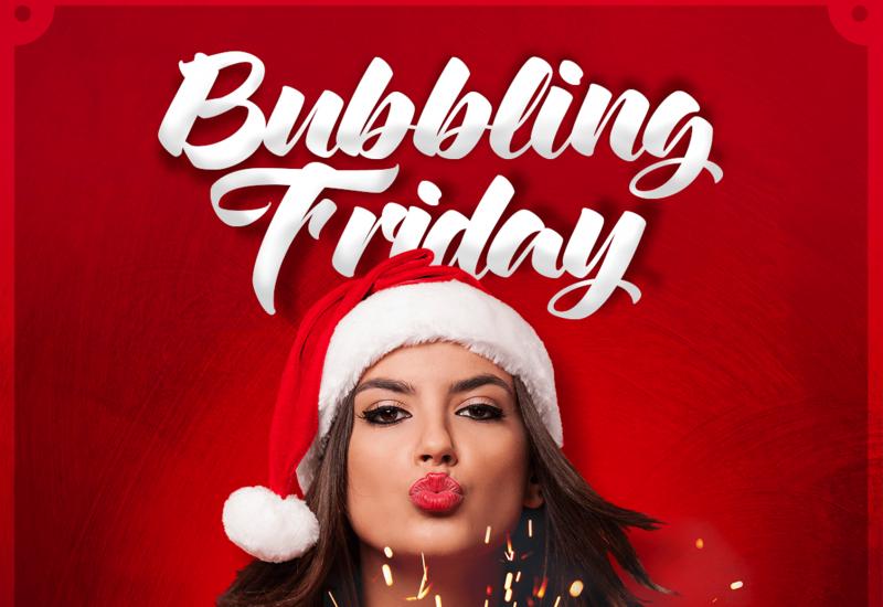 Bubbling Friday